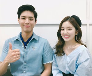 irene, red velvet, and bogum image
