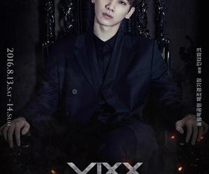 vixx, hyuk, and kpop image