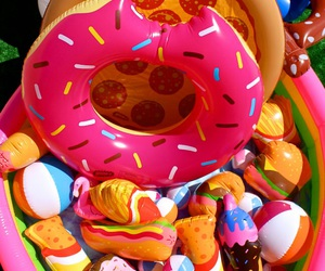 donuts and summer image