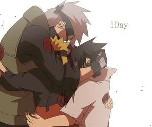 kakashi, sasuke, and naruto image
