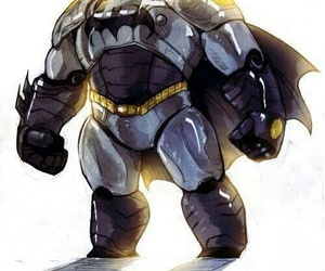 batman, baymax, and big hero 6 image