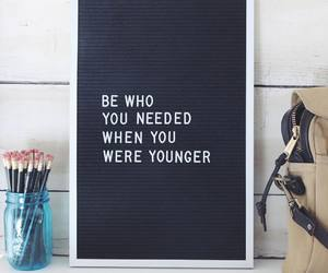 quotes, young, and inspiration image