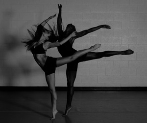 dance, dancer, and ballet image