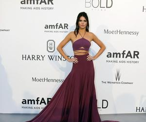 kendall jenner, dress, and fashion image
