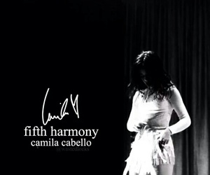 camila cabello, fifth harmony, and wallpaper image