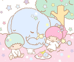 wallpaper, cute, and pastel image