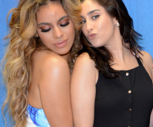 5h, lauren jauregui, and dinah jane image