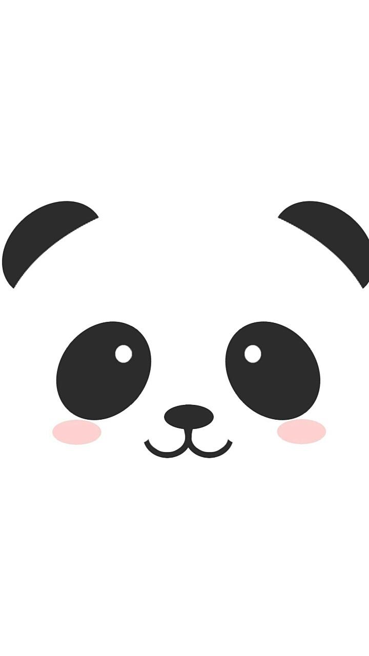 Animals Art Baby Baby Panda Background Beautiful Beauty Black Cartoon Cute Baby Drawing Illustration Iphone Kawaii Panda Pastel Wallpapers We Heart It White Background Art Cat Cute Panda Cute Bear Beautiful Art