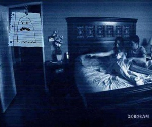 paranormal activity, funny, and pokemon image