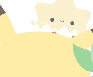 cartoon and pokemon go image