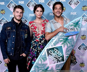 tyler posey, celebrity, and fashion image