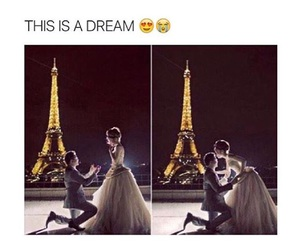 marriage, married, and paris image
