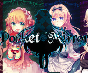 game, pocket mirror, and rpg image