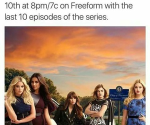 pll and prettylittleliars image