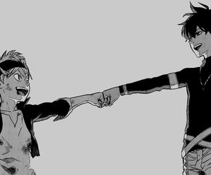 juno, manga, and black clover image