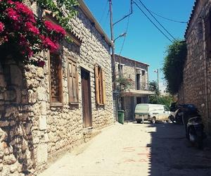 girls, Greece, and love image