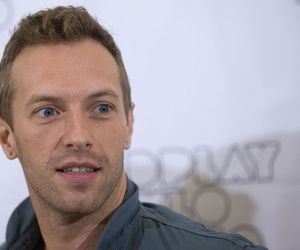 Chris Martin, coldplay, and sweet image