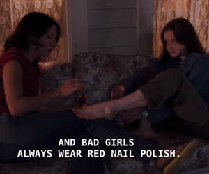 gilmore girls, quotes, and subtitles image