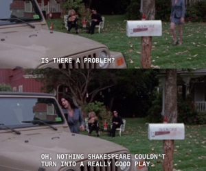 funny, gilmore girls, and movie image