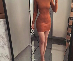 dress, goals, and style image
