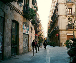 architecture, Barcelona, and the city image