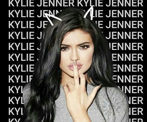 kylie jenner and wallpaper image