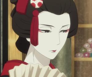 beautiful, boy, and geisha image