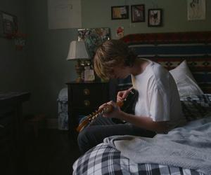 Palo Alto, boy, and guitar image