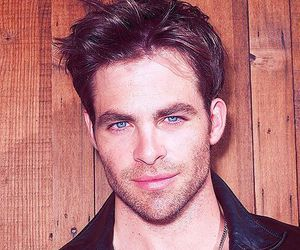 chris pine, actor, and handsome image