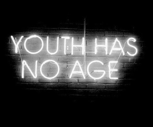 youth, quotes, and light image