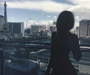 girl, Las Vegas, and summer image