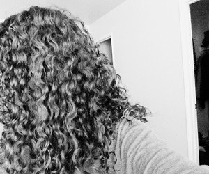 gurly hair and curly+girl+ image