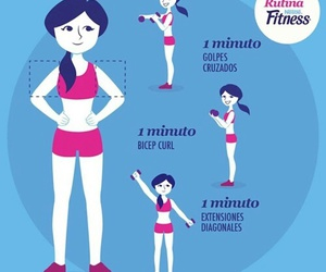 exercise and fitness image