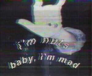 melanie martinez, crazy, and Lyrics image
