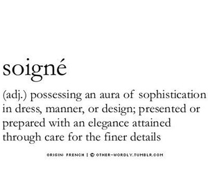 quotes, definition, and elegance image