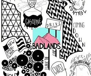 halsey, badlands, and tumblr image