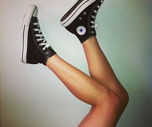 converse, shoes, and tumblr image