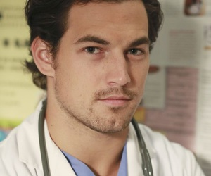 greys anatomy and andrew deluca image