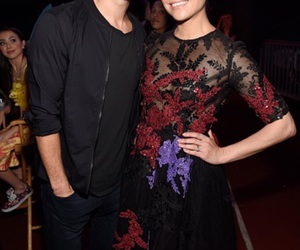 paul wesley, once upon a time, and lana parrilla image
