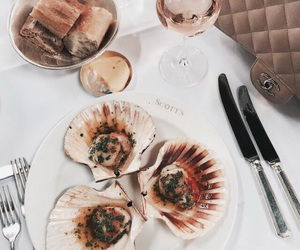 food, luxury, and pink image