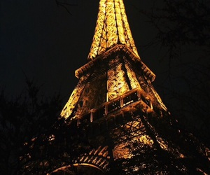 cities, eiffel tower, and europe image