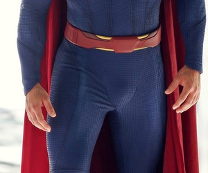 series, Supergirl, and taylor hoechlin image