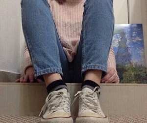 converse, cool, and goals image