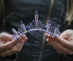 crown and crystal image