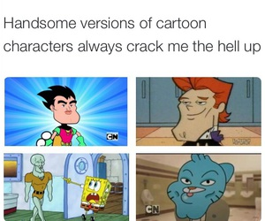 cartoons, characters, and funny image