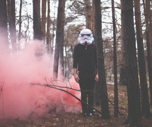 smoke, photography, and star wars image