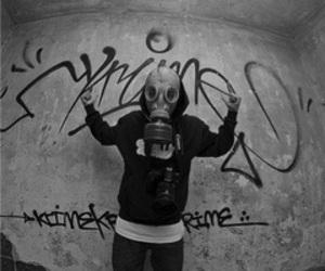boy, guy, and mask image