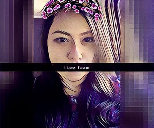 me, prisma, and asiangirl image