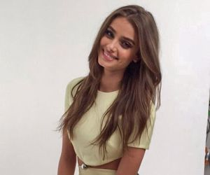 model, girl, and taylor hill image