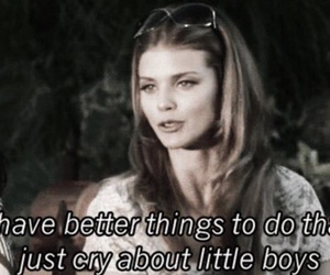 boy, quote, and 90210 image